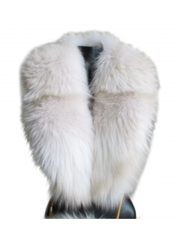 Fox Fur Collar Shadow Women's