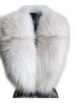Fox Fur Collar Shadow Women's