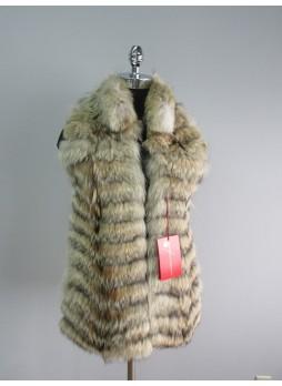 Coyote Fur Vest Women's S/M